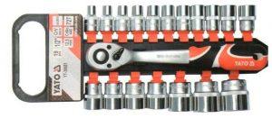 Sada nástrčných kľúčov YT-38681