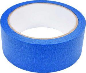 Maskovacia páska modrá