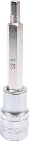 Kľúč HEX 1/2´´6 mm