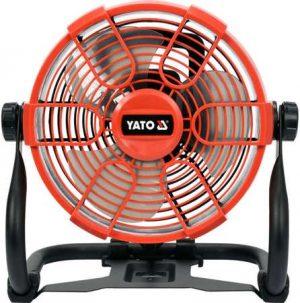 Batériový ventilátor YATO